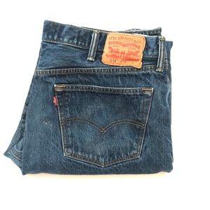 Levi's 501 Men's Denim Jeans Size W42 X L38